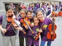 escuela orquesta